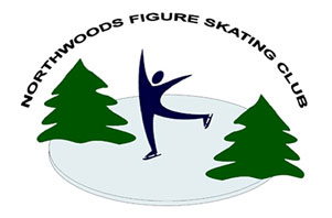 Northwoods Figure Skating Club logo